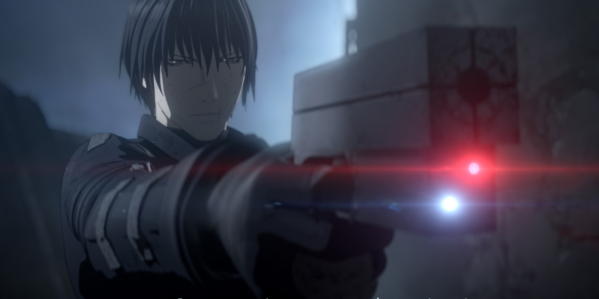 Netflix's new anime Blame! is an introduction to a dark