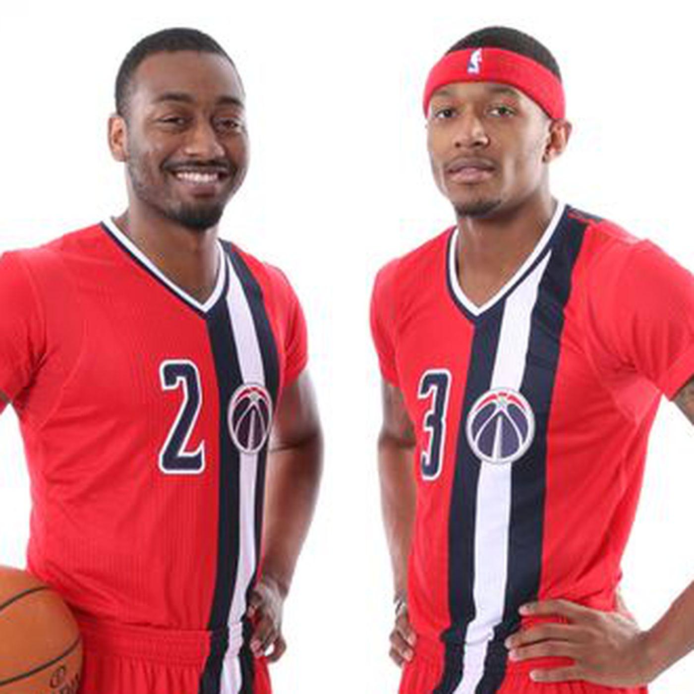 41d89dad8 Washington Wizards unveil new