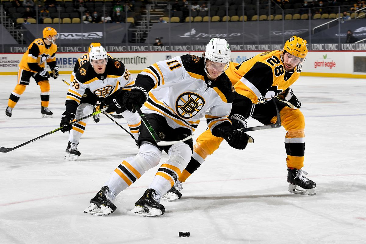 Boston Bruins v Pittsburgh Penguins