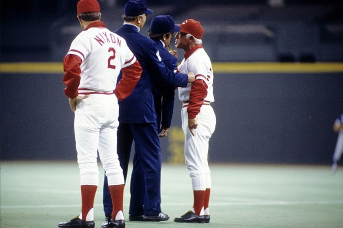 Why Was Sparky Anderson A Great Manager?
