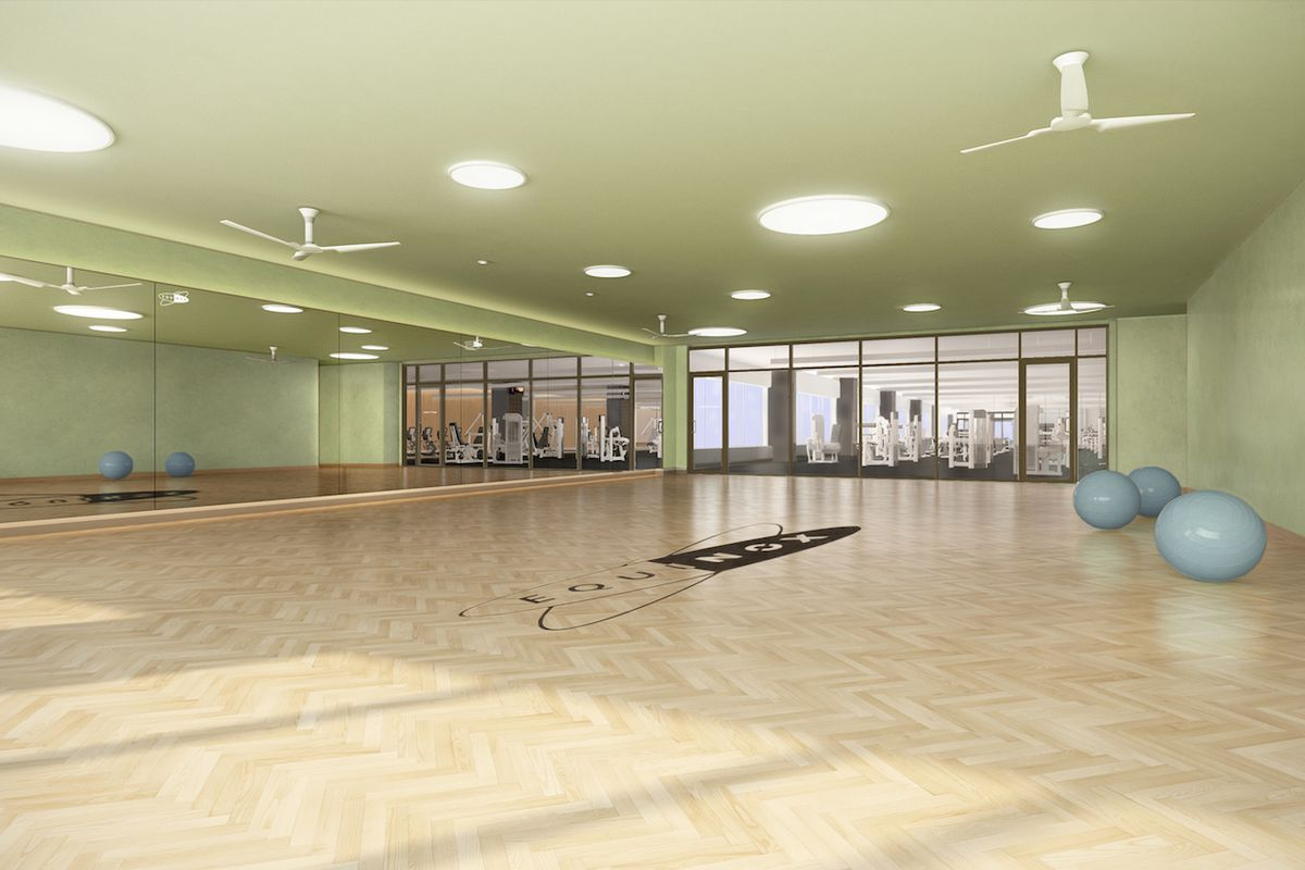 Equinox Chestnut Hill >> Equinox Chestnut Hill Boasts Local Firsts For The Fitness