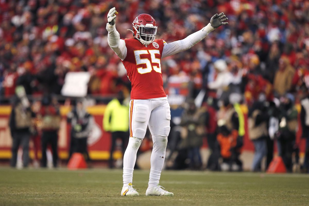 GMFB's Schrager says Chiefs' Frank Clark backed up talk