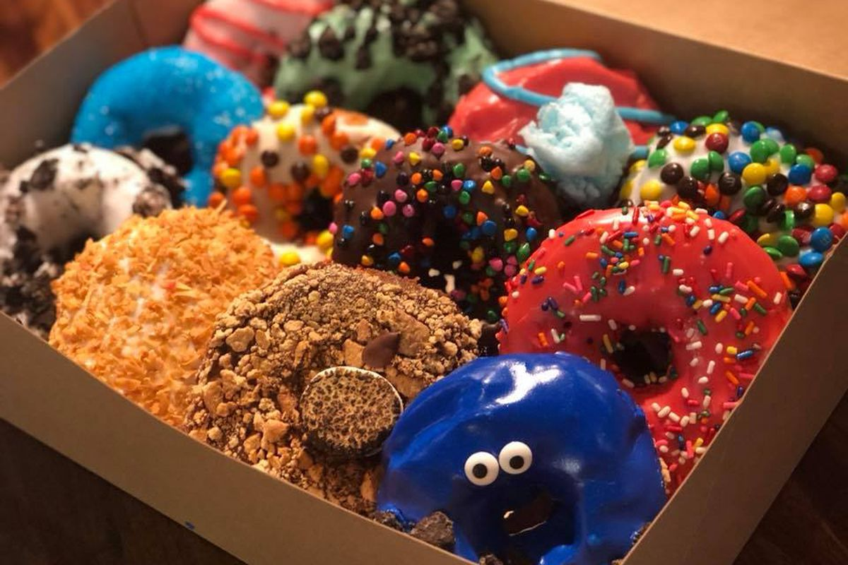 Hurts Donut Is Now Open All Day And All Night In Fort