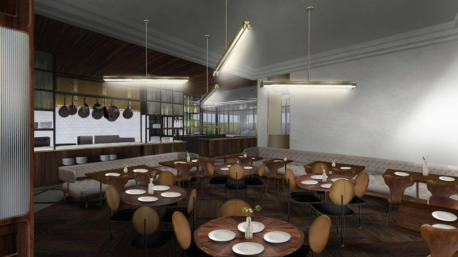 South Congress Cafe Austin Menu