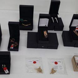 Eddie Borgo jewelry starting at $70.