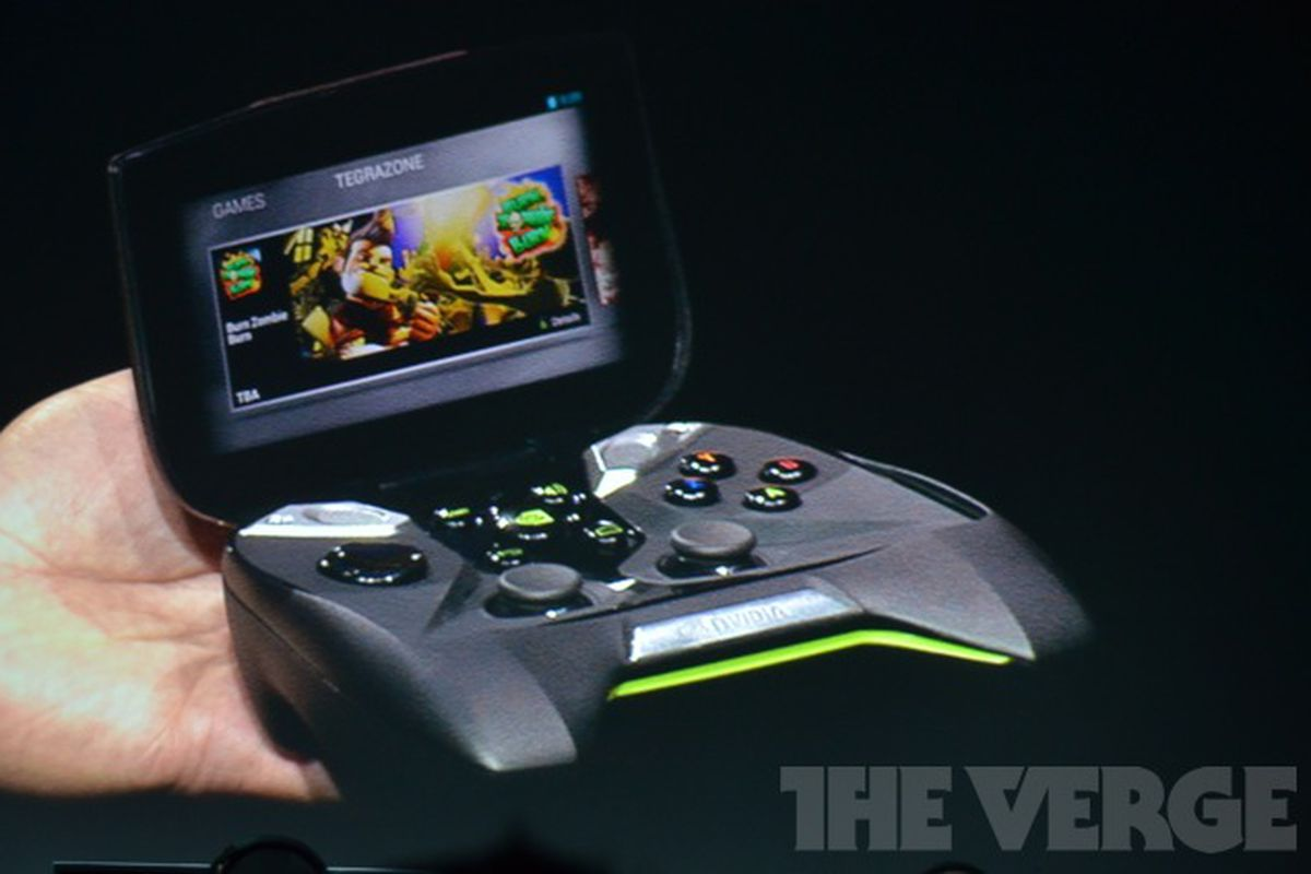 nvidia announces project shield handheld gaming system with 5 inch multitouch display available. Black Bedroom Furniture Sets. Home Design Ideas