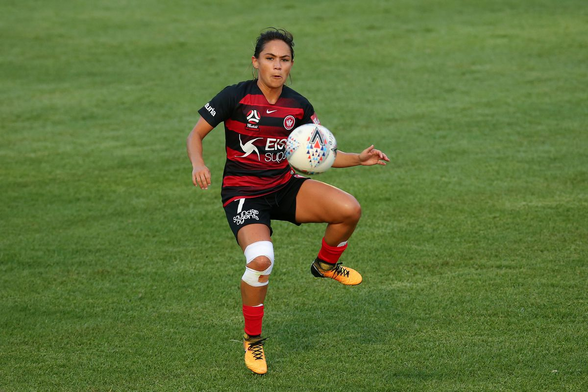 W-League Rd 13 - Western Sydney v Perth