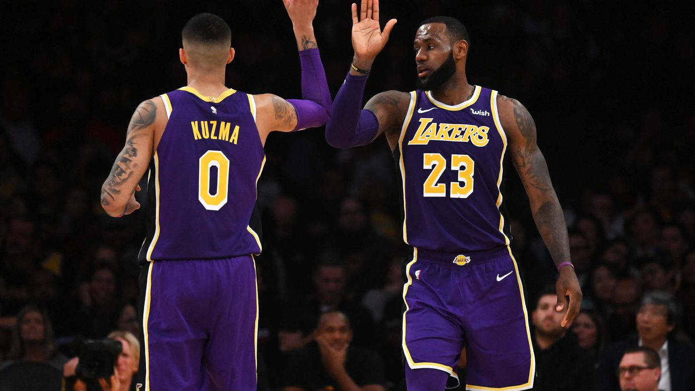 NBA Trade Rumors: Lakers wanted to keep Kyle Kuzma because they ...