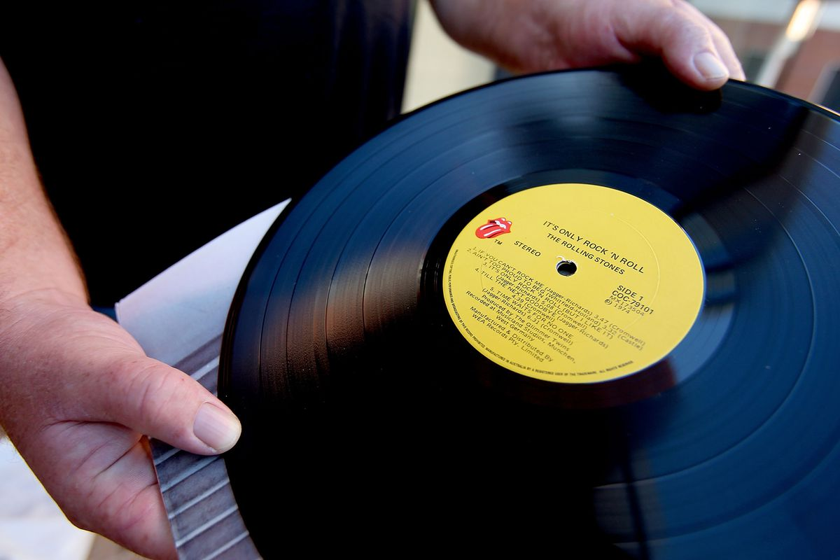 Vinyl Record Sales In 2014 Were The Highest They Ve Been