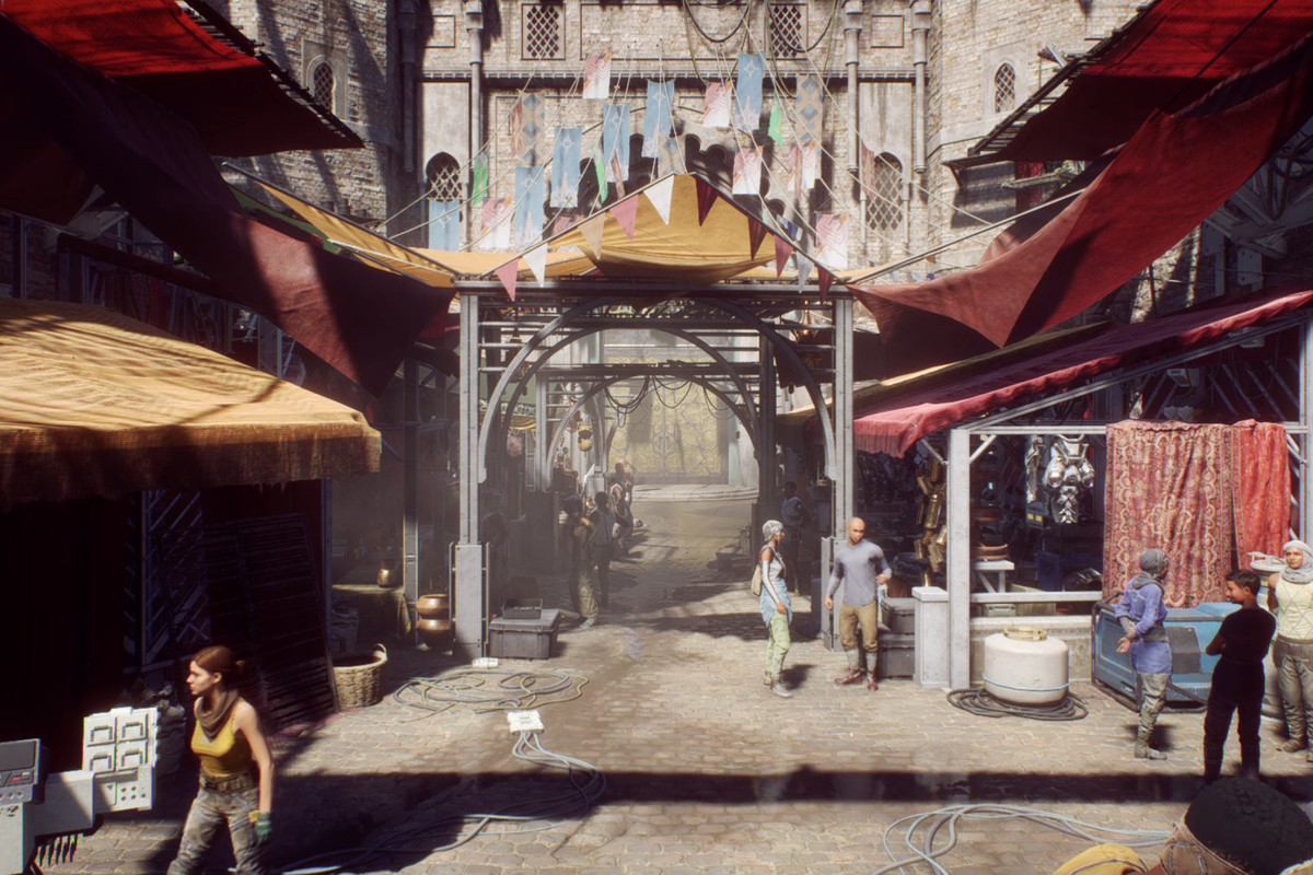 Anthem guide Fort Tarsis and the Launch Bay maps