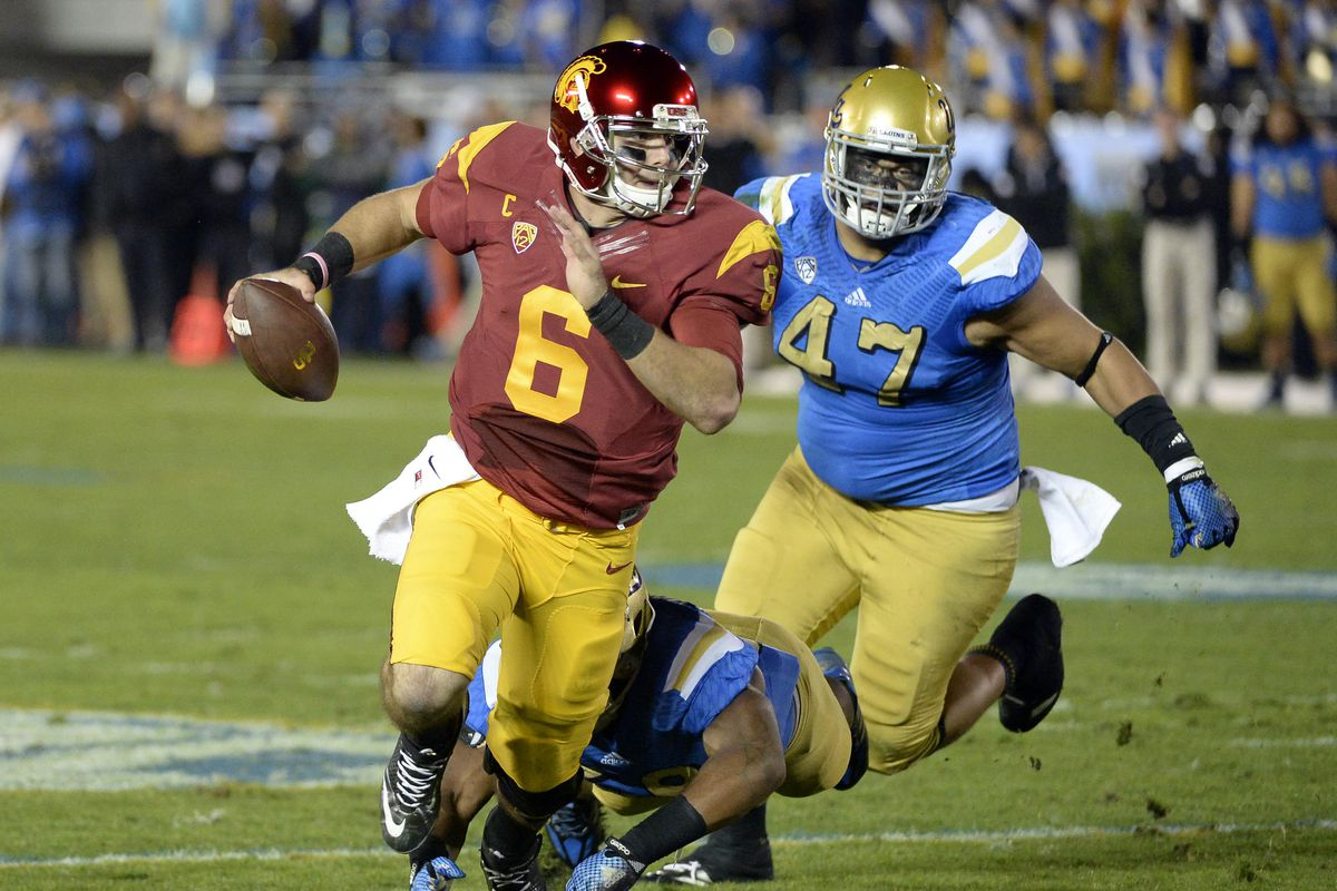 Cody Kessler had a big year in 2014 and is looking for bigger numbers in 2015.