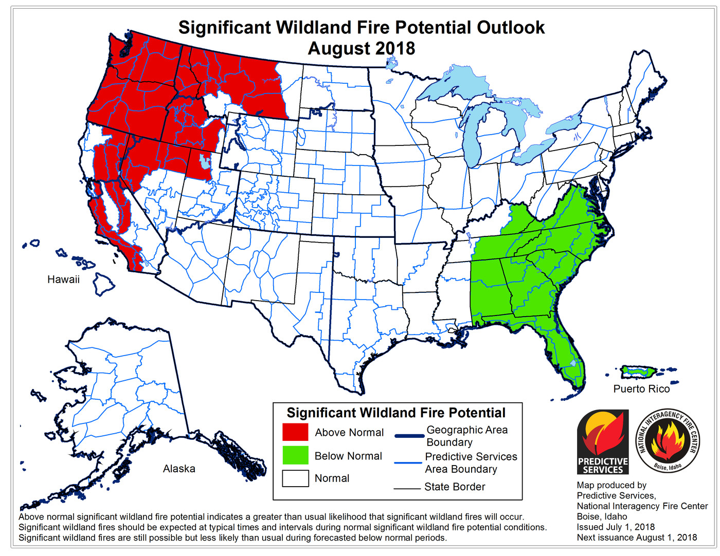 Colorado Wildfire Map on