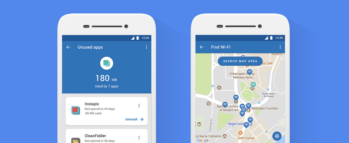 google data saving app