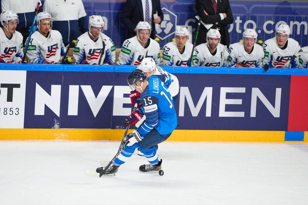 Finland v United States: Group B - 2021 IIHF Ice Hockey World Championship
