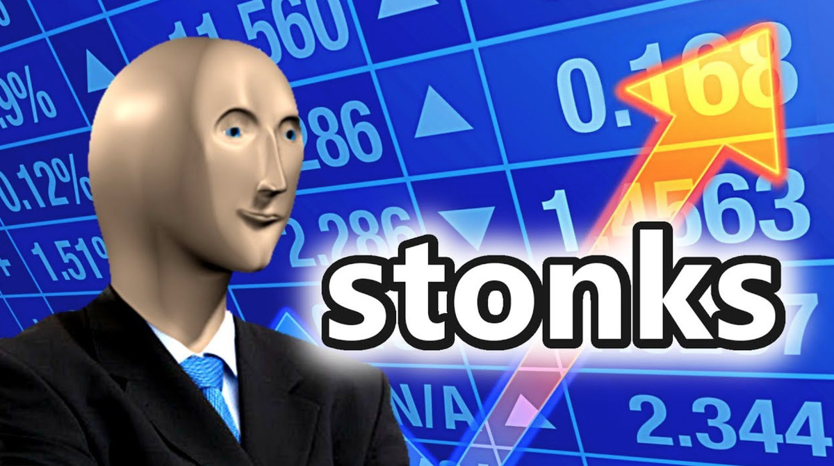 The stonks guy is now in Fortnite