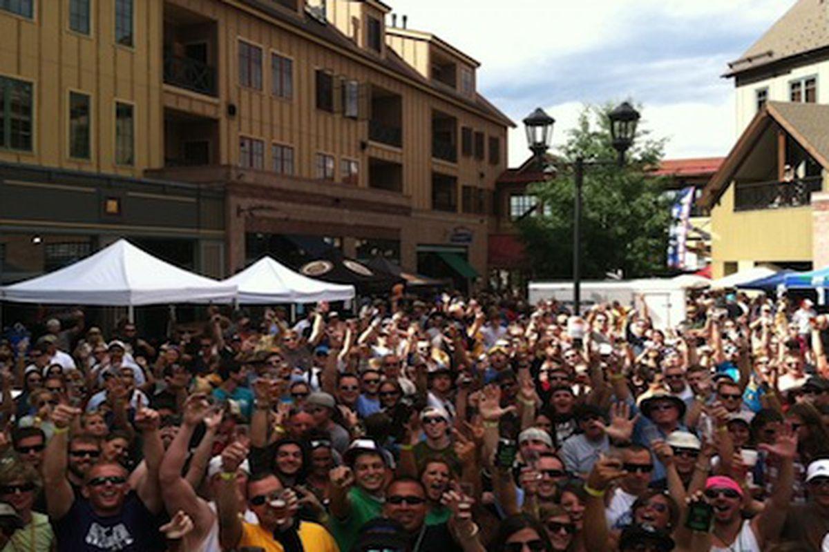 Breck Beer Fest 2011