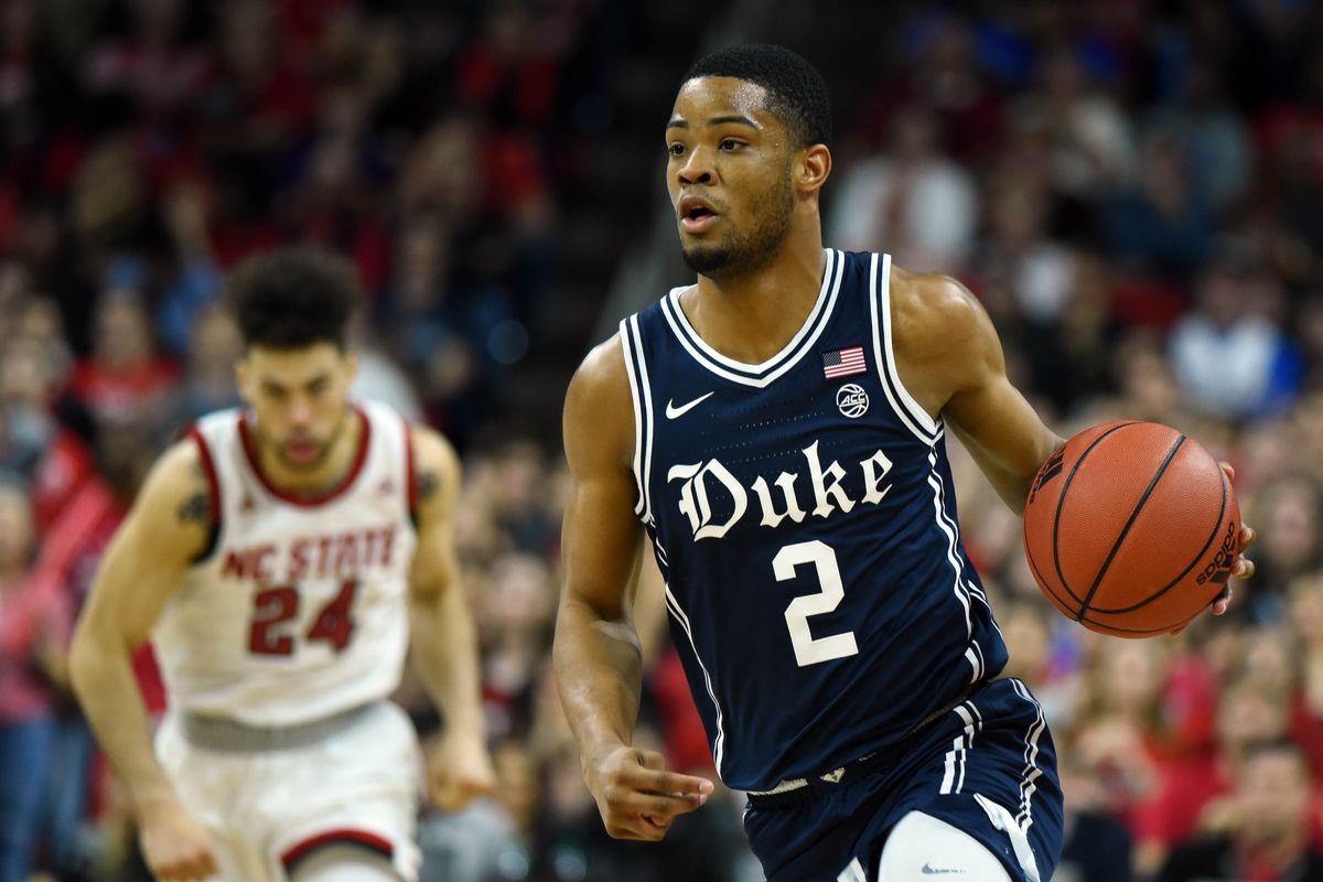 NCAA Basketball: Duke at N.C. State