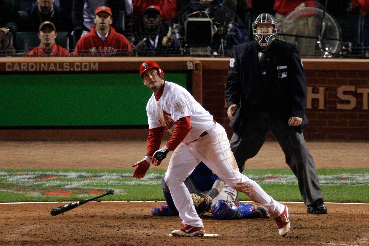 David Eckstein 2006 World Series Game 4 0491