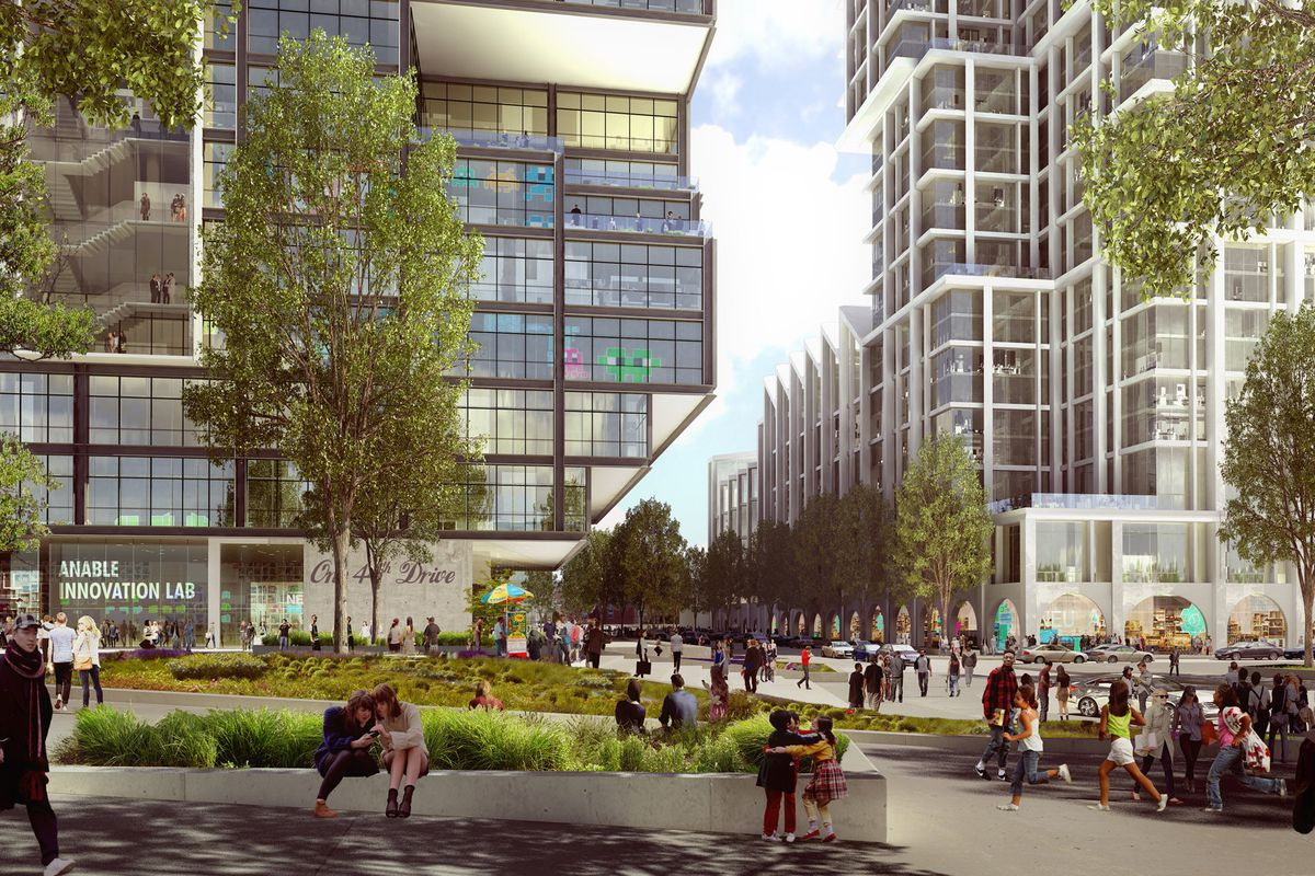city unveils plan for 1 000 rentals manufacturing space on long