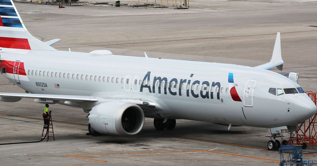 American Airlines extends canceled 737 Max flights to a minimum of September thumbnail