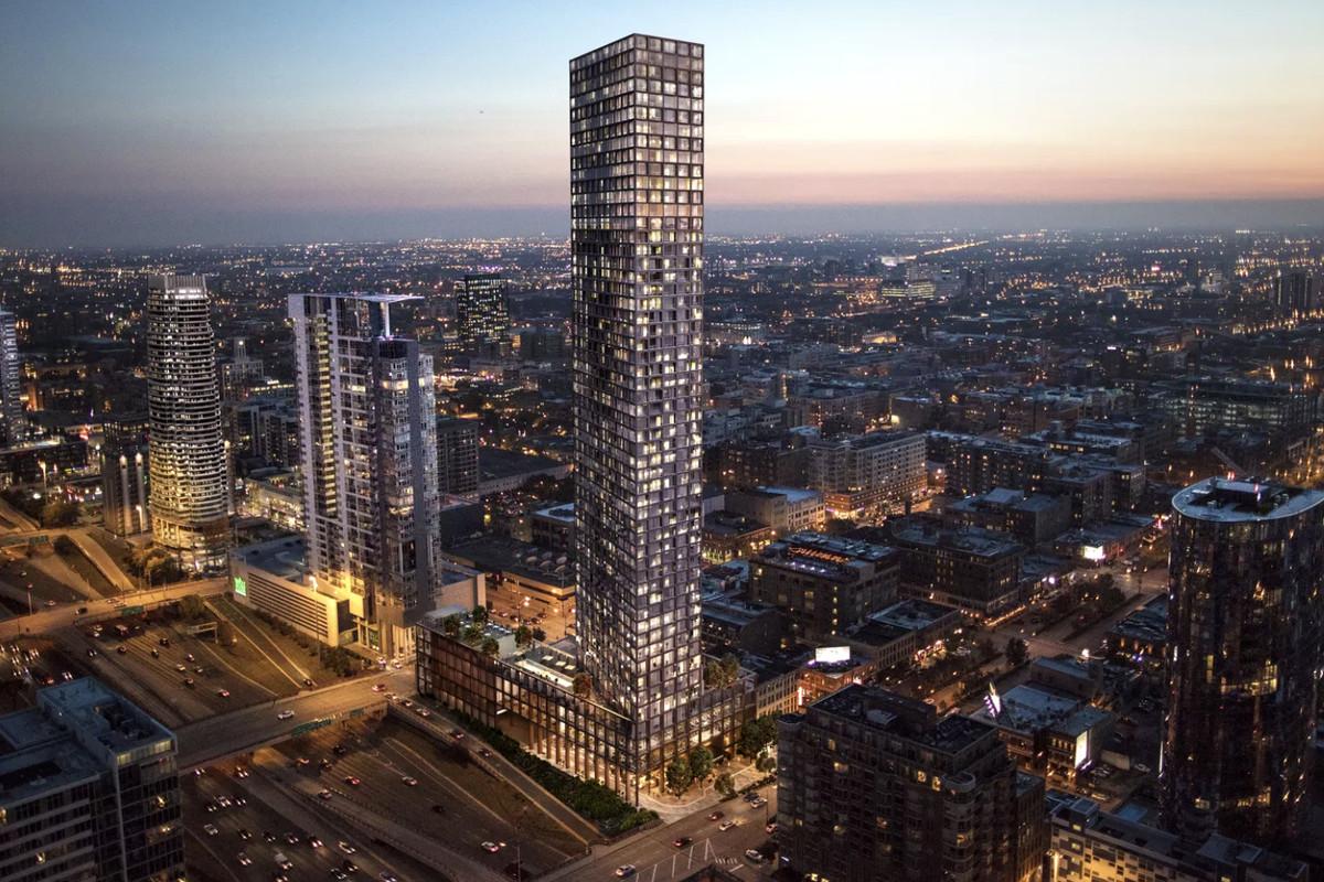 Development news: West Loop's Equinox Hotel seeks city