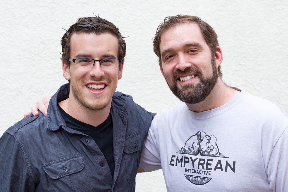 Geoff Virtue and Joe Piepiora, Empyrean Interactive