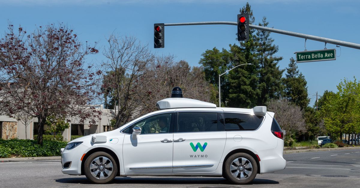 Waymo simulated real-world crashes to prove its self-driving cars can prevent deaths - The Verge