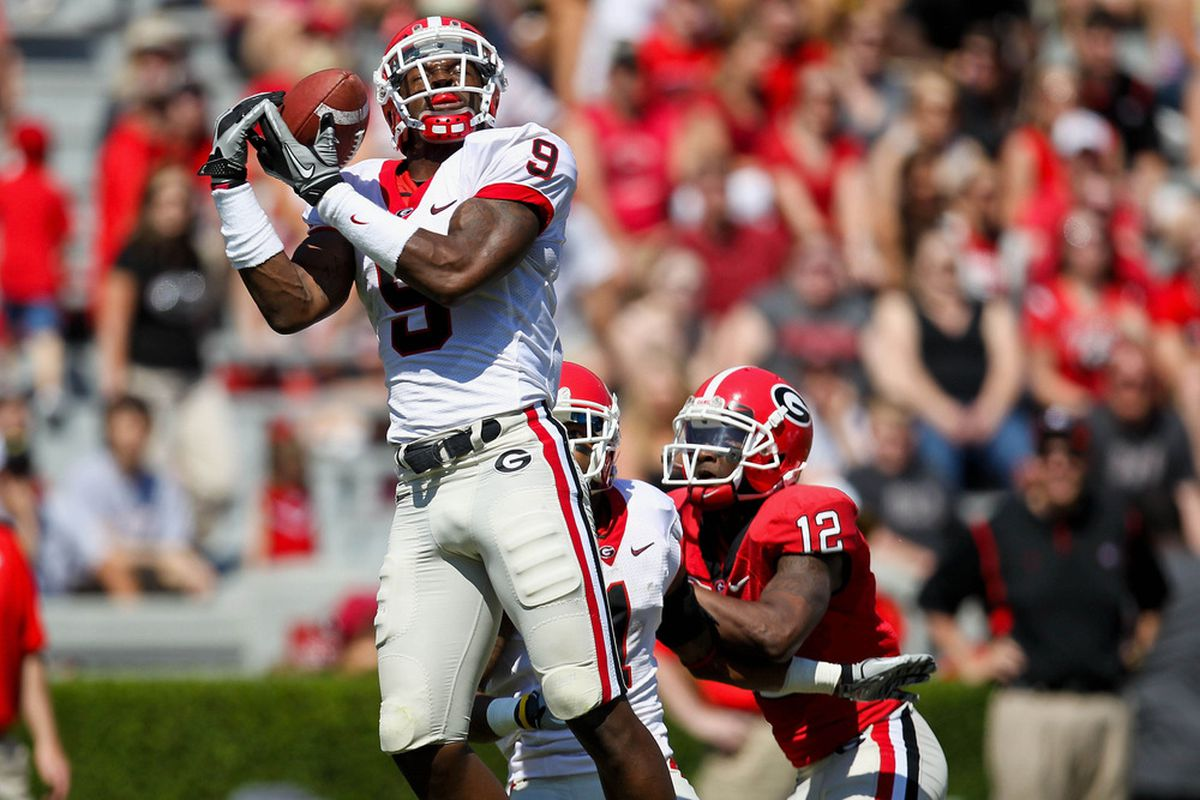 Alec Ogletree Georgia friday morning dawg bites: at last it's here - dawg sports