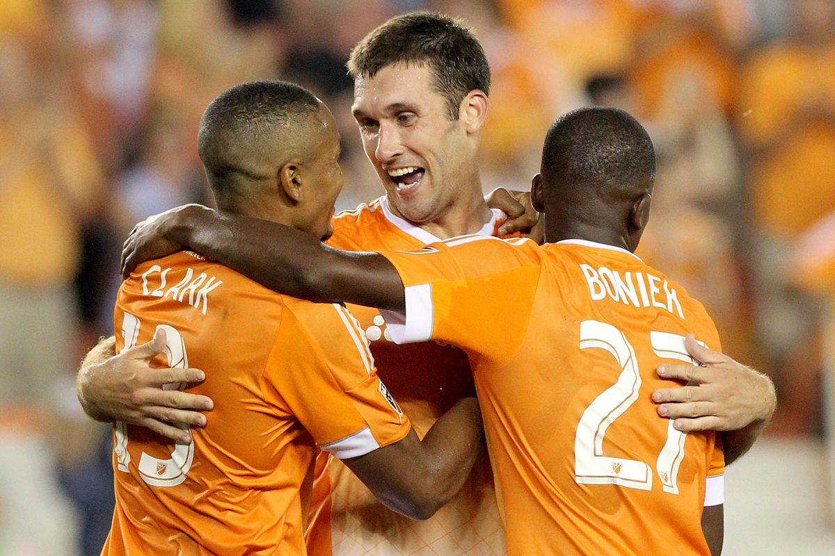 Your Dynamo goal scorers all in 1 picture!