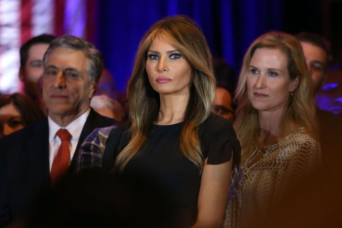 da3beefa914 Melania Trump  the 5 most important things to read to understand Donald  Trump s wife