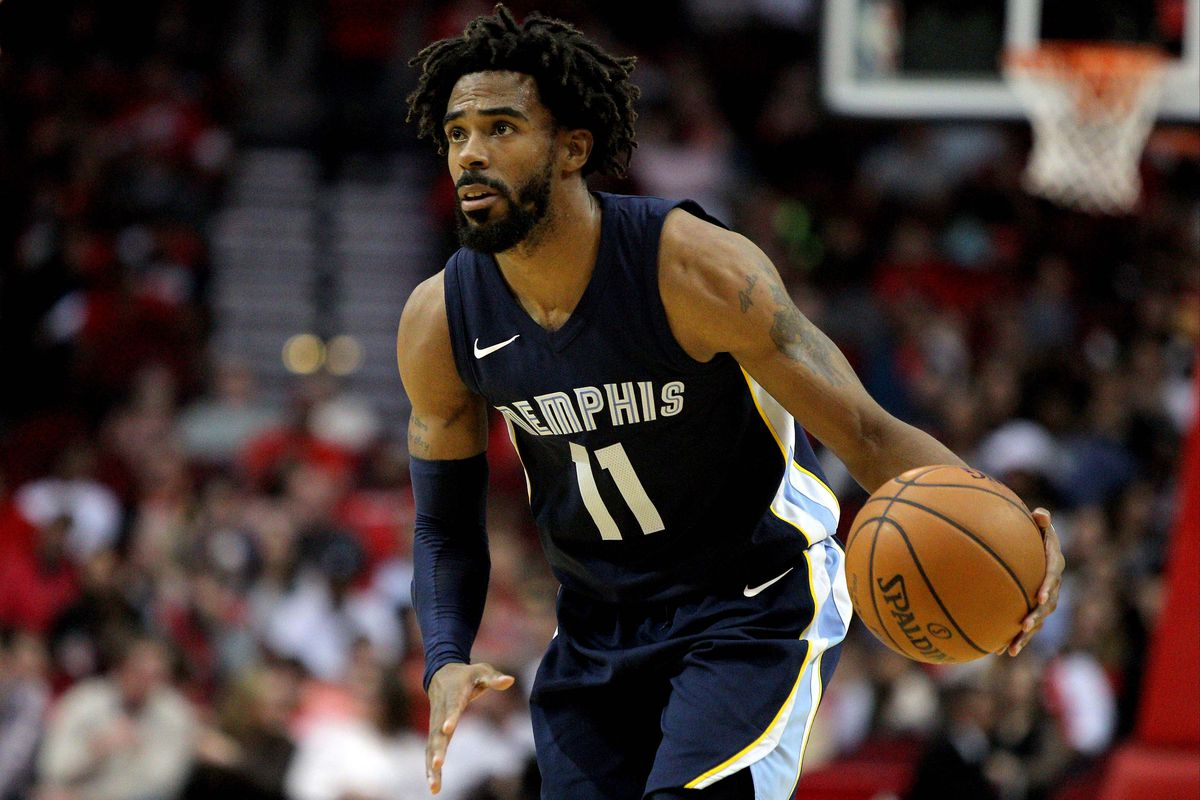 low priced fcd73 9ba00 Mike Conley's shifting role in the Grizzlies offense ...