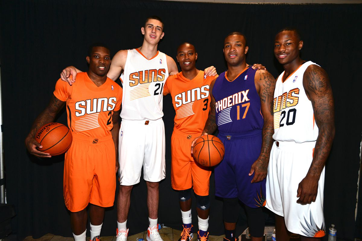 d4fc64aff682 Suit and Nut  Phoenix Suns have 3rd best jerseys in NBA - Bright ...