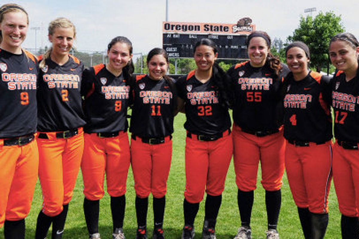 Oregon St. softball advances to the Postseason, and will begin play Friday in the Missouri Regional.