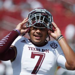 <strong>KENNY HILL:</strong> Ah, Kenny Trill. After bursting on the scene with a record-setting performance in his first start against South Carolina, Hill, performed inconsistently before eventually being suspended and benched in favor of freshman Kyle Allen. He transferred once the season was over.