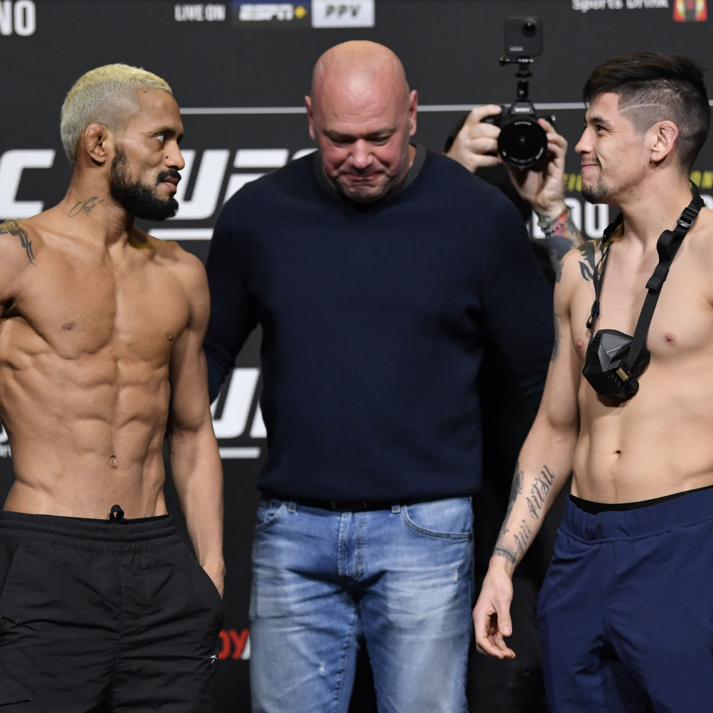 Ufc 256 Results Full Results List Of Winners Knockouts From Las Vegas And Figueiredo Vs Moreno Video Draftkings Nation
