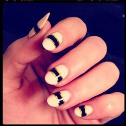 """White, Gold, Black by <a href=""""http://instagram.com/jeanniev"""">Jeannie Vincent</a>"""