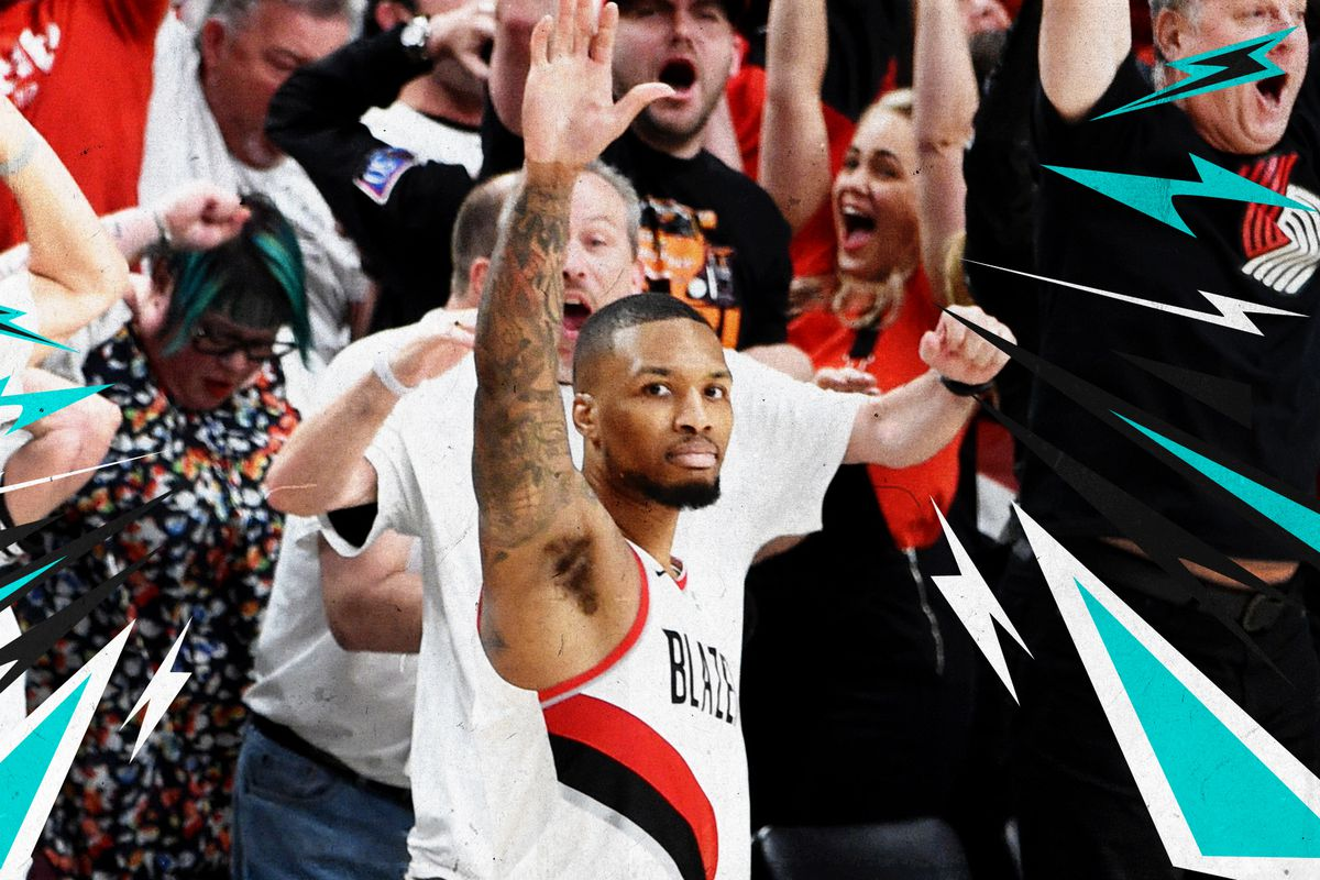 Damian Lillard Defines Ruthlessness In The Nba Sbnation Com