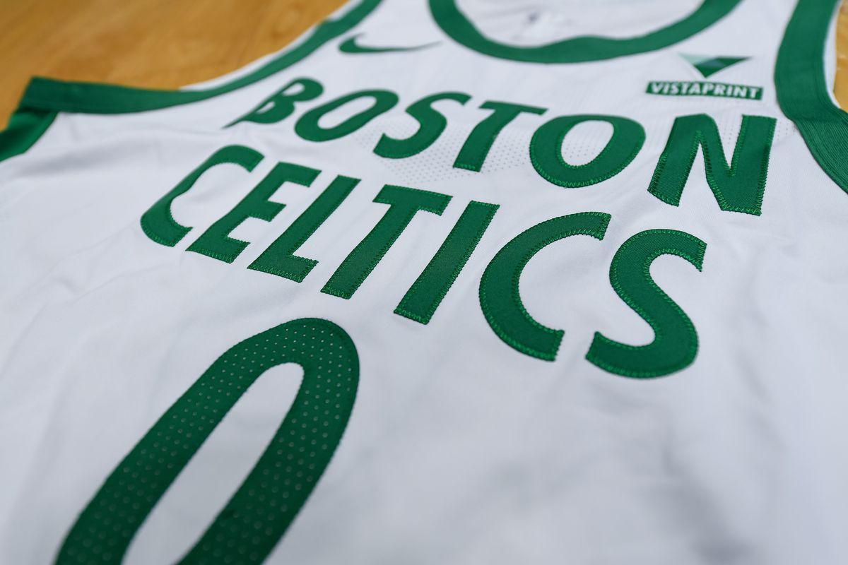 Boston Celtics City Edition Uniforms