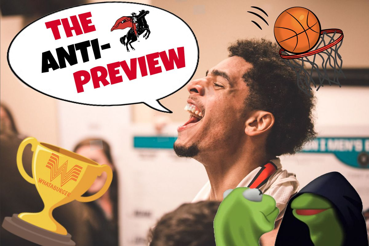 The Anti Preview Special Edition Texas Tech Vs Purdue Viva The