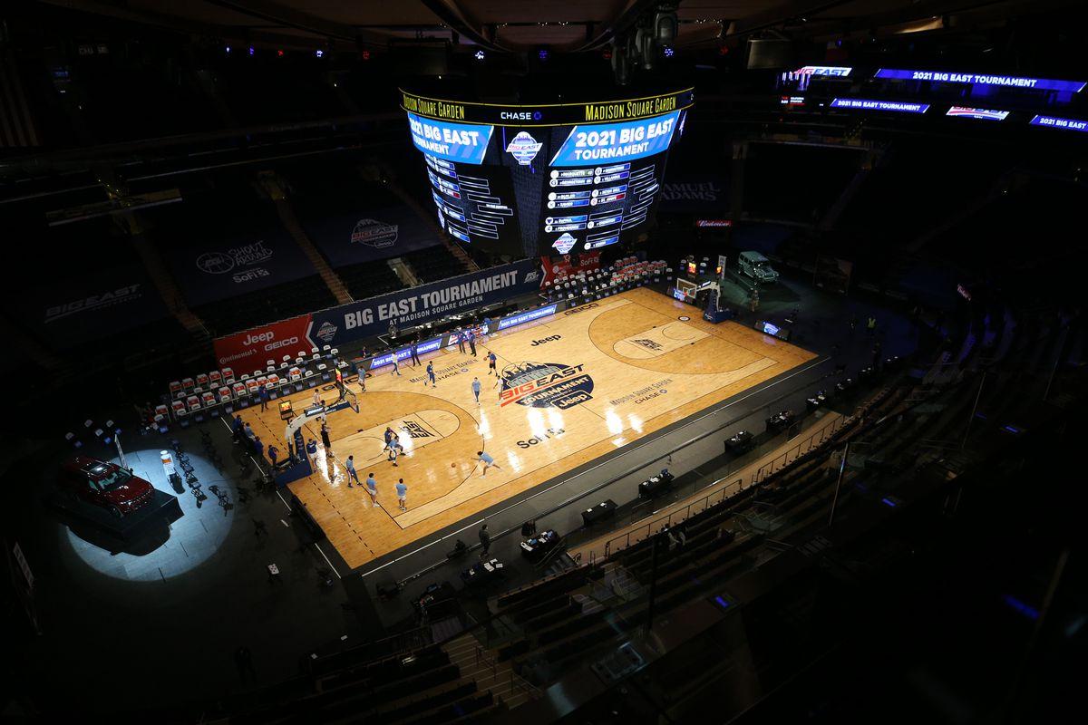 NCAA Basketball: Big East Conference Tournament-Butler vs Xavier