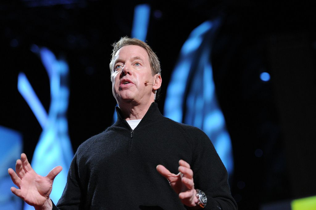 Bill Ford speaks at the TED Conference in 2011 on the somewhat counterintuitive topic — for Henry Ford's great-grandson — of how selling more cars is not going to help the problem of global gridlock.