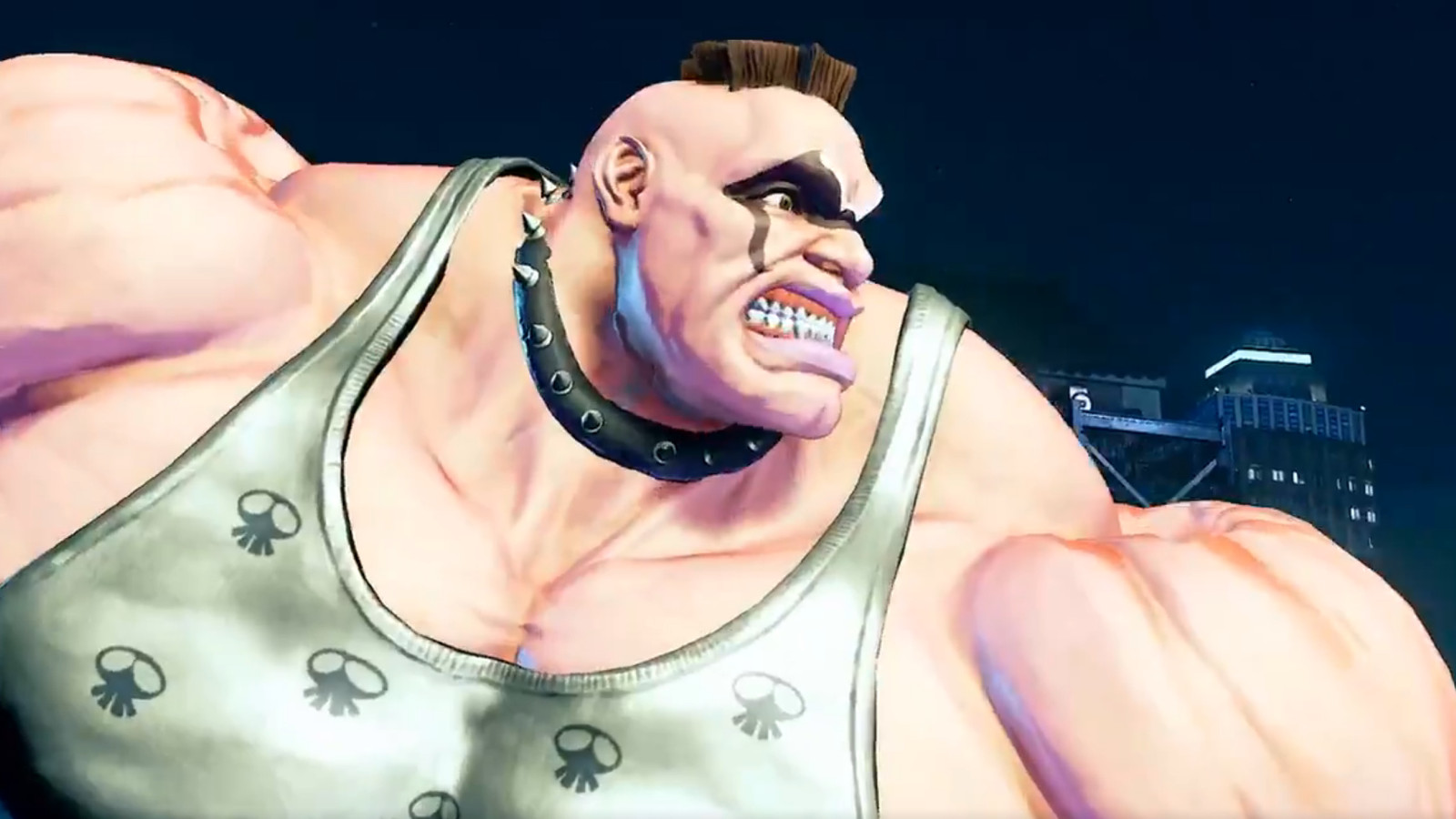 Final Fight's Abigail coming to Street Fighter 5