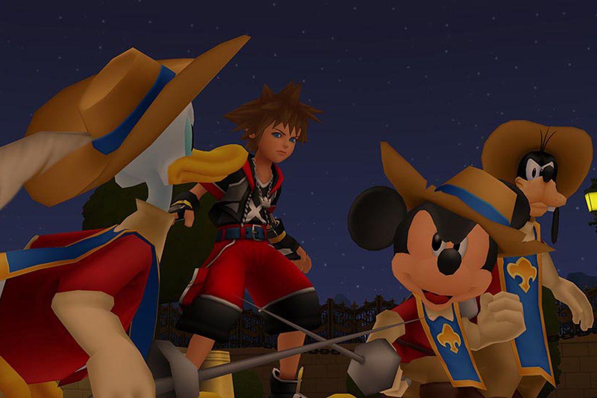 Kingdom Hearts Hd 2 8 Final Chapter Prologue Beginner S Guide