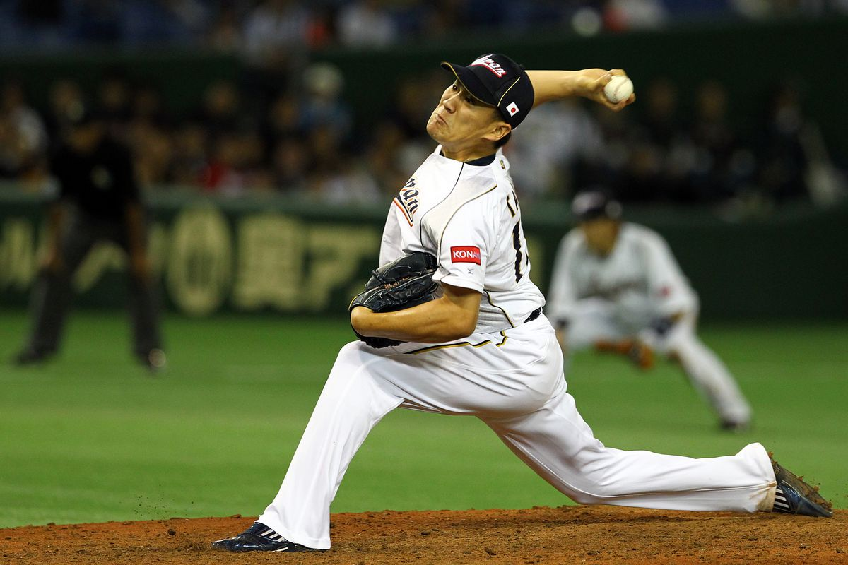 Would investing in the young Japanese ace be a good strategy for the off-season?