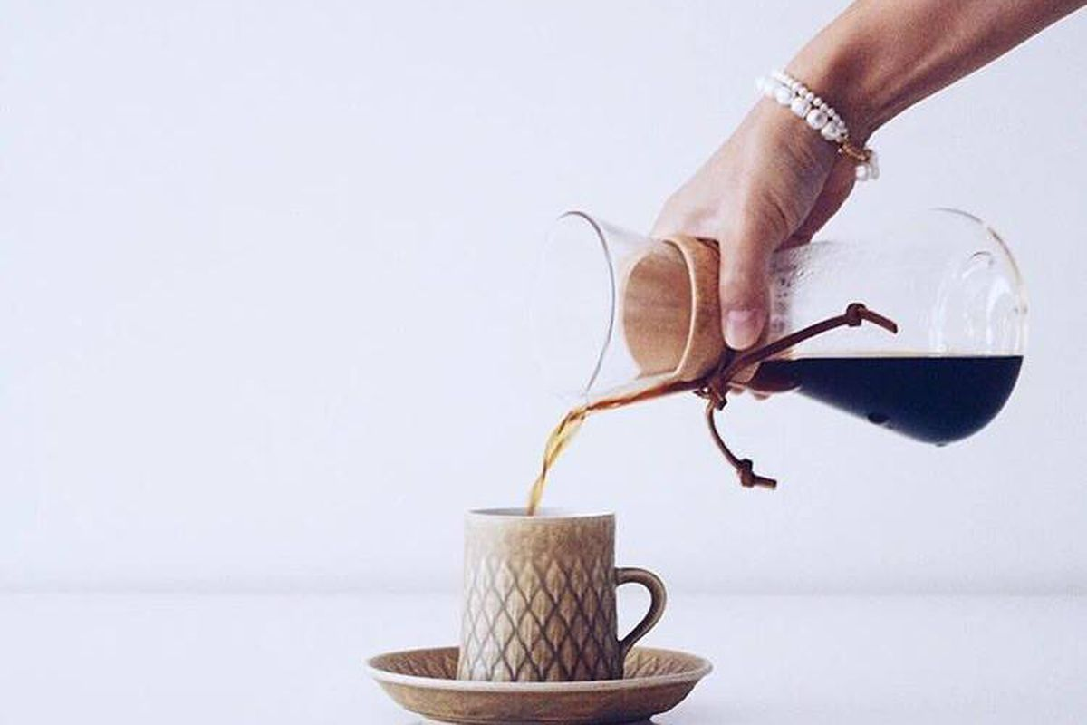 Pour-over: so hot right now