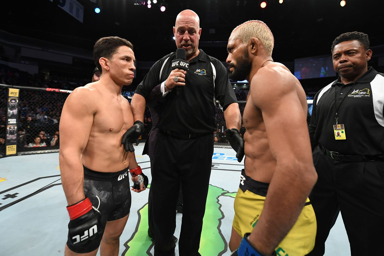 UFC Fight Night: Benavidez v Figueiredo