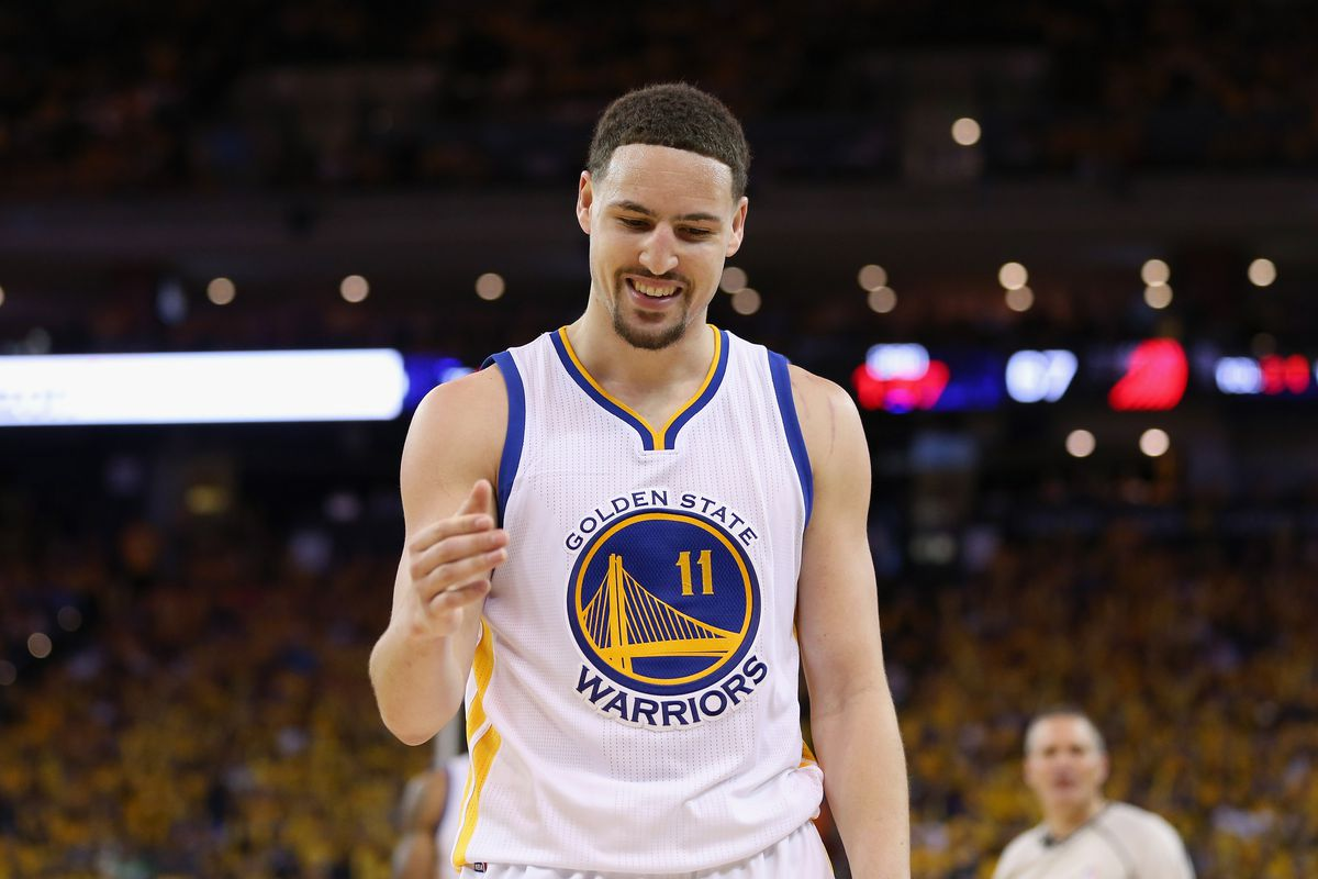 Cavaliers vs. Warriors NBA Finals 2017: Klay Thompson bounced back for his best game of the ...