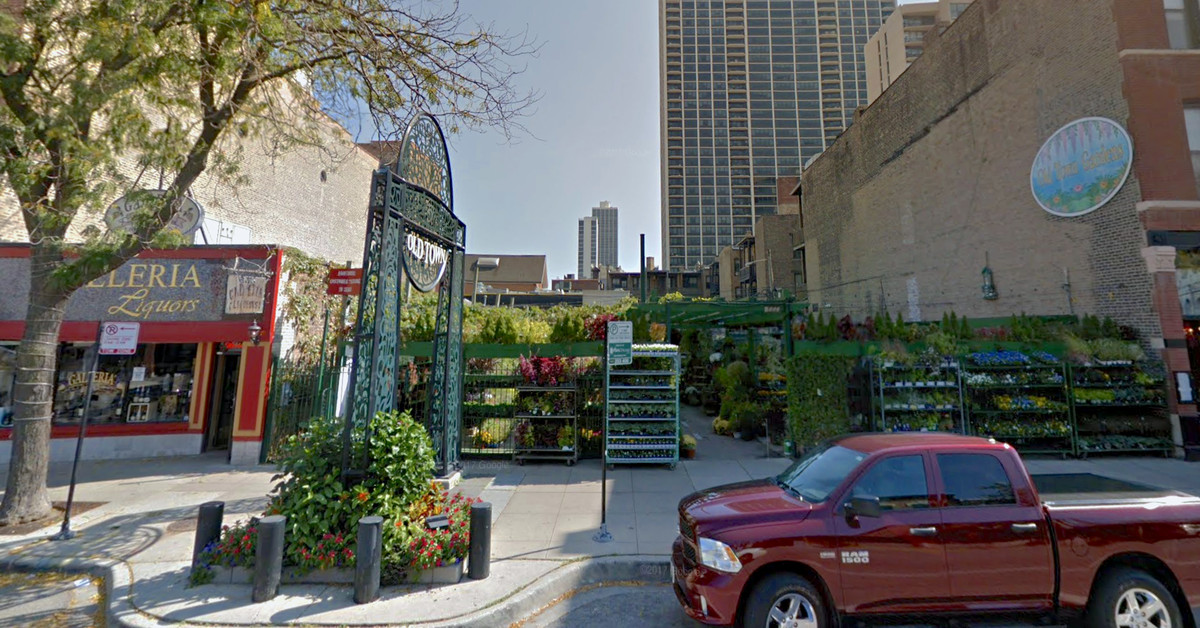 Old Town Apartment Development Could Replace Wells Street