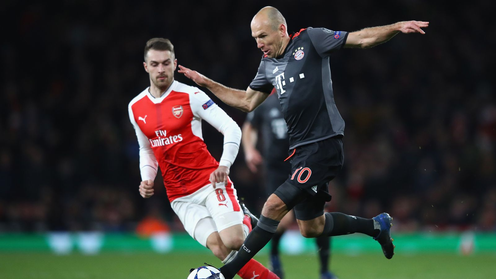 arsenal vs bayern live stream free