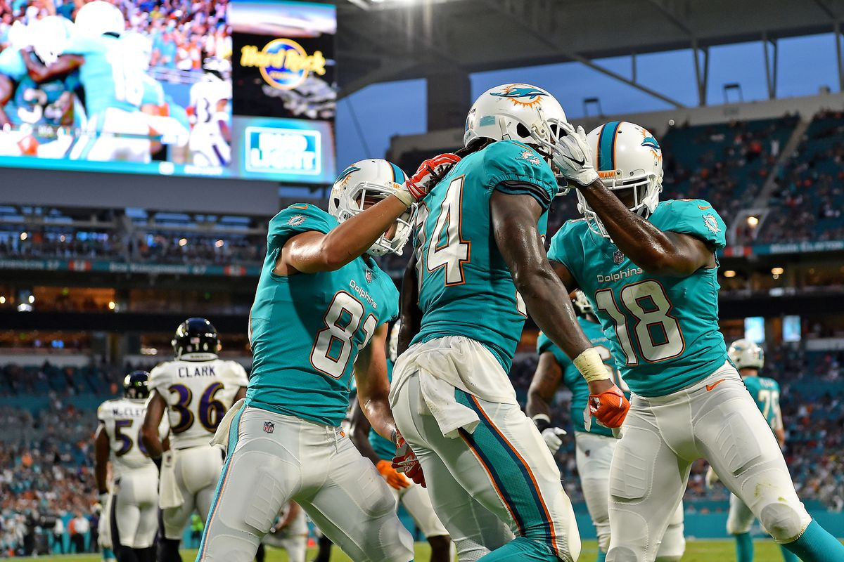 Miami Dolphins Depth Chart Projections Complete 53 Man Roster
